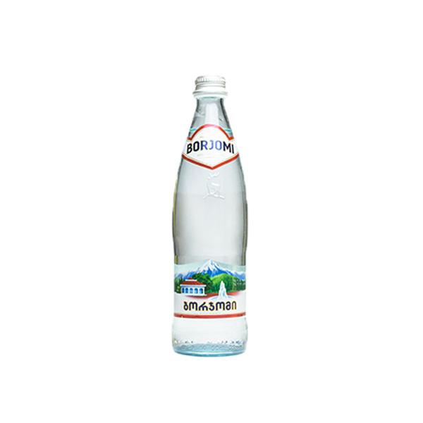 Вода минеральная «Боржоми»