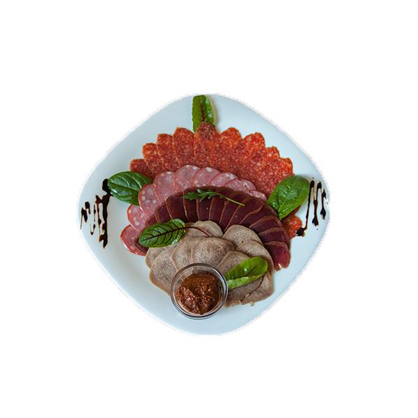 Ассорти мясное деликатесное