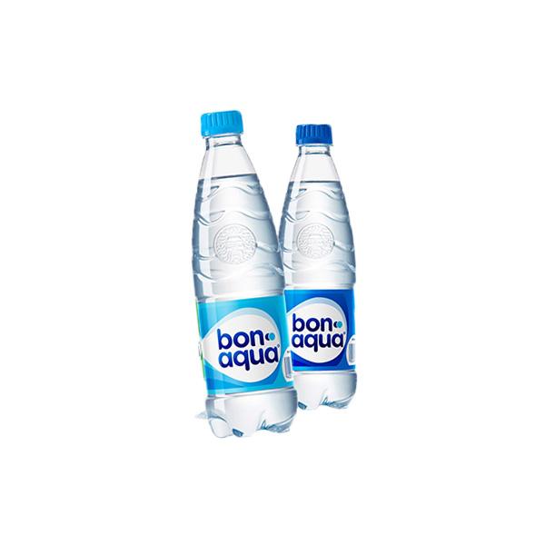 Вода «Бонаква» газ/негаз