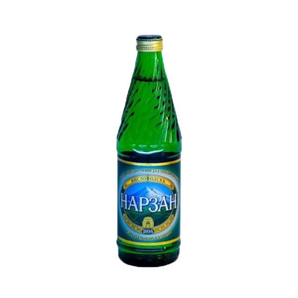 Вода минеральная «Нарзан»